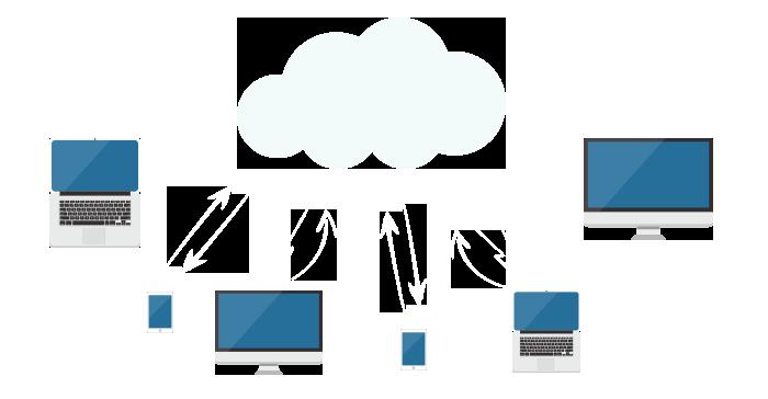 iwebbs move to cloud illustration