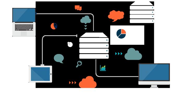 iwebbs network infrastructure illustration